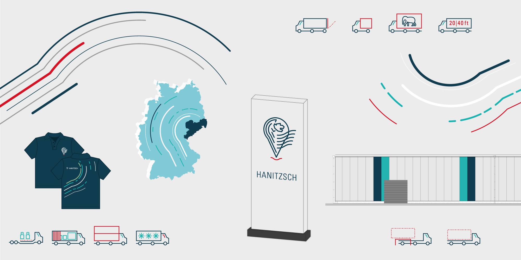 Hanitzsch Dresden - Designelemente
