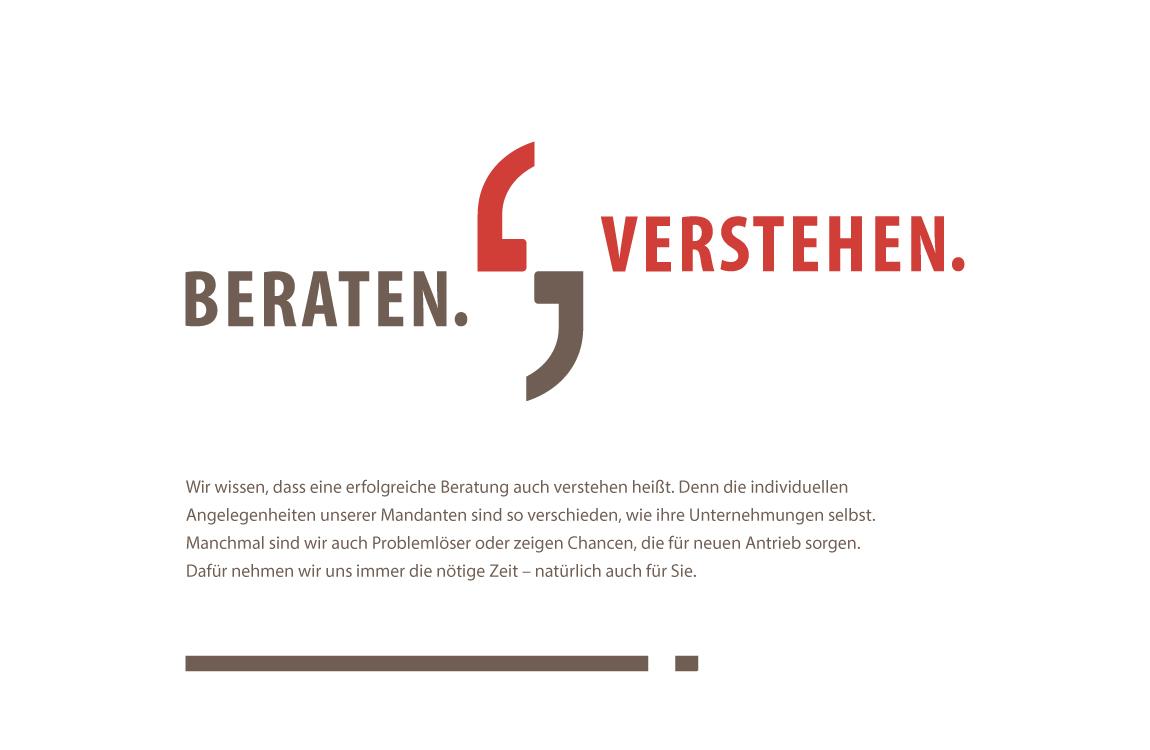 Berger&Rühle Dresden - Claim + Markenversprechen