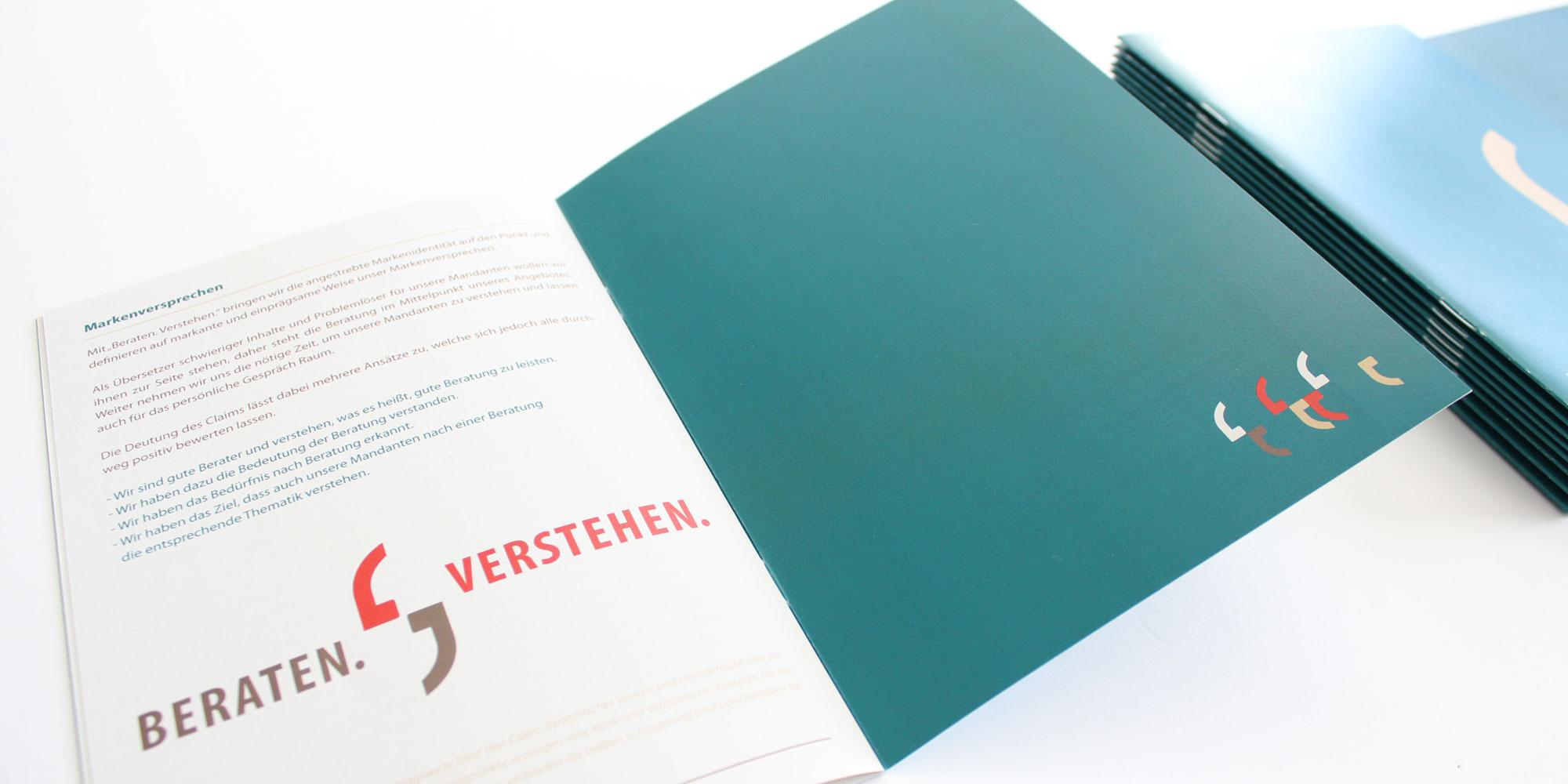 Berger&Rühle Dresden - Markenhandbuch